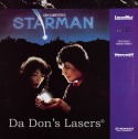 Starman WS Pioneer Special Edition LaserDisc Bridges Sci-Fi