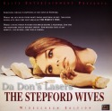 The Stepford Wives LaserDisc WS Elite LD Ross Prentiss Women Fembot Horror