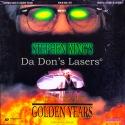 Stephen King's Golden Years UNCUT LaserDisc Box Set