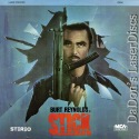 Stick LaserDisc Rare NEW Reynolds Bergen Action