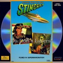 Stingray Invaders from the Deep Rare LaserDisc Sci-Fi *CLEARANCE*