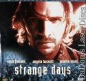 Strange Days AC-3 THX WS Rare LaserDisc Fiennes Bassett Lewis Sci-Fi