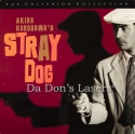 Stray Dog Criterion #379 Rare NEW LD Mifune Shimura
