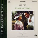 Summer and Smoke WS Rare LaserDisc Harvey Page Drama
