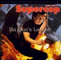 Supercop AC-3 WS Criterion Rare LaserDisc #327 Chan Action