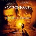 Switchback DSS WS Rare LaserDisc NEW LD Quaid Glover Thriller