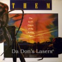 THEM! Rare Vintage LaserDisc Gwenn Weldon Sci-Fi