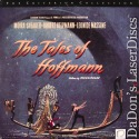 The Tales of Hoffmann UNCUT Criterion #157 LaserDisc Love for 3 Women Adventure