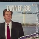 Tanner '88 vol. 2 Criterion NEW LaserDisc Murphy Reed Comedy