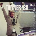 Tanner '88 vol. 3 Criterion NEW LaserDisc Murphy Reed Comedy