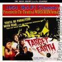 Target Earth Rare LaserDisc Roan WS LD Denning Sci-Fi