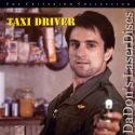 Taxi Driver WS Rare Criterion LaserDisc #109A DeNiro Drama