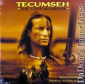 Tecumseh The Last Warrior Rare LaserDisc NEW Western