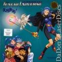 Tenchi Universe 3 CAV Rare NEW Anime LaserDiscs Box