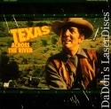 Texas Across the River Widescreen NEW LaserDisc Dean Martin Comedy