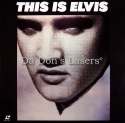 This Is Elvis WS Rare NEW Elvis LaserDisc Presley Documentary