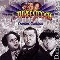 The Three Stooges Comedy Classics Rare LaserDisc Box