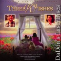 Three Wishes AC-3 WS PSE Pioneer Special Edition NEW LaserDisc Drama
