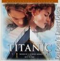 Titanic DTS THX WS LaserDisc DiCaprio Winslet