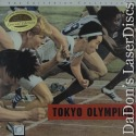 Tokyo Olympiad CAV WS NEW LaserDisc 117 Criterion Box Drama Foreign