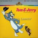 Tom & Jerry Cartoon Festival 1 NEW LaserDisc