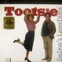 Tootsie WS Criterion #145 CAV Rare LaserDisc Hoffman Lange Comedy
