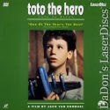 Toto the Hero LaserDisc Rare NEW Bouquet Godet Drama Foreign