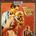 Touch of Evil Rare NEW Encore LaserDisc Heston Dietrich Thriller