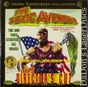 The Toxic Avenger WS Unrated Dir Cut Mega-Rare NEW LaserDisc Horror
