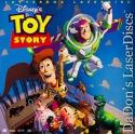 Toy Story AC-3 THX WS LaserDisc Disney Hanks Animation