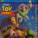 Toy Story DTS THX WS LaserDisc Disney Pixar Family Animation