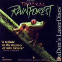 Tropical Rainforest IMAX Dolby Surround CAV Rare LaserDisc Holder Documentary *CLEARANCE*