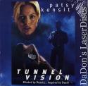 Tunnel Vision Mega-Rare LaserDisc NEW Kensit Reynolds Thriller