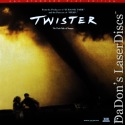 Twister CAV AC-3 THX WS LaserDisc Hunt Paxton Elwes Action
