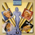 Mae West Ultimate Collection Rare NEW LaserDisc Box-Set Comedy