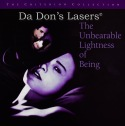 The Unbearable Lightness of Being WS Criterion #357 LaserDisc Drama