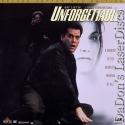 Unforgettable AC-3 WS NEW LaserDisc Liotta Fiorentino Thriller