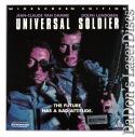 Universal Soldier AC-3 WS Rare NEW LaserDisc Van Damme Sci-Fi