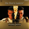 Universal Soldier Hi-Vision MUSE LaserDisc LD HDTV 1080