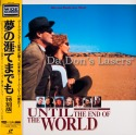 Until the End of the World Widescreen Rare LaserDisc Sci-Fi