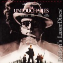 The Untouchables AC-3 WS NEW Remastered Rare LaserDisc DeNiro Crime *CLEARANCE*