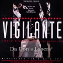 Vigilante WS DSS Roan Group LaserDisc Rare Dir Cut NEW Action