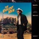 The Violent Men WS PSE Pioneer Special Ed LaserDisc Western
