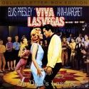 Viva Las Vegas Elvis WS Rare LaserDisc Presley Ann-Margret Musical *CLEARANCE*