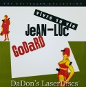 Vivre sa vie Rare Criterion #345 LaserDisc Karina Godard Drama Foreign