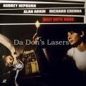 Wait Until Dark WS NEW LaserDisc Hepburn Arkin Crenna