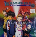 The Wanderers El-Hazard Vol 1 Rare LaserDisc Box Anime