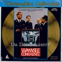 The Wannsee Conference Rare NEW CinemaDisc LaserDisc Mattausch Drama Foreign