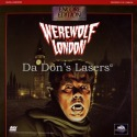 Werewolf of London Encore LaserDisc Hull Oland Horror