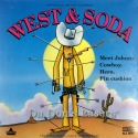 West and Soda Rare NEW LaserDisc Bozzetto Cartoon Animation
